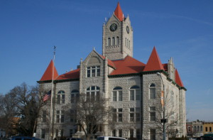 Vernon County Courthouse
